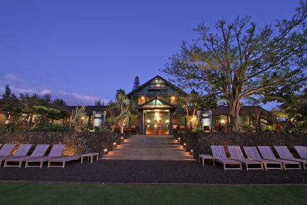 property-hero-garden terrace evening view
